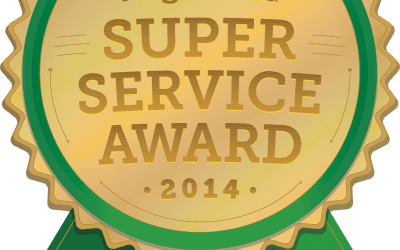 2014 Angie's List Super Service Award