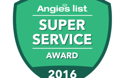 AmeriClean Earns Esteemed 2016 Angie's List Super Service Award