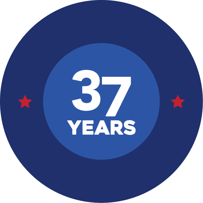 37 Years in Business: 1984–2021 — AmeriClean Cleaning Specialists