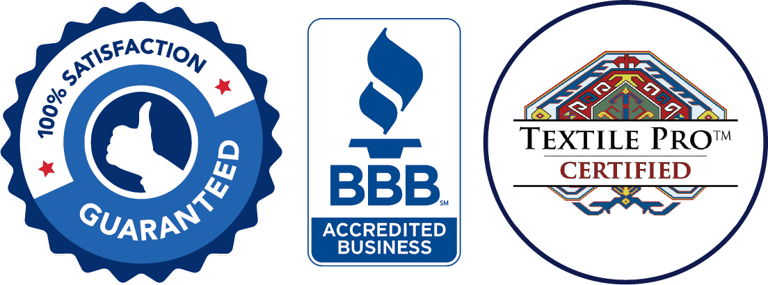 Better Business Bureau Accredited Business and Certified Textile Pro