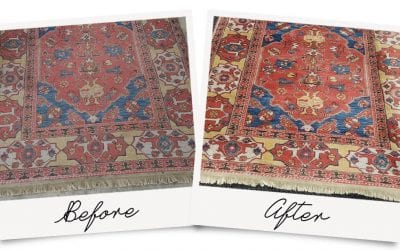 Hand-washed Area Rugs! They Never Looked So Clean