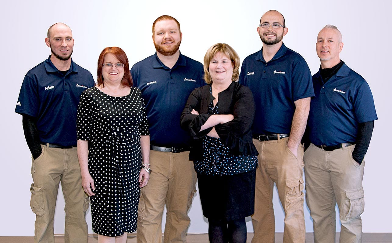 Team AmeriClean, Cleaning Experts in Hagerstown, MD