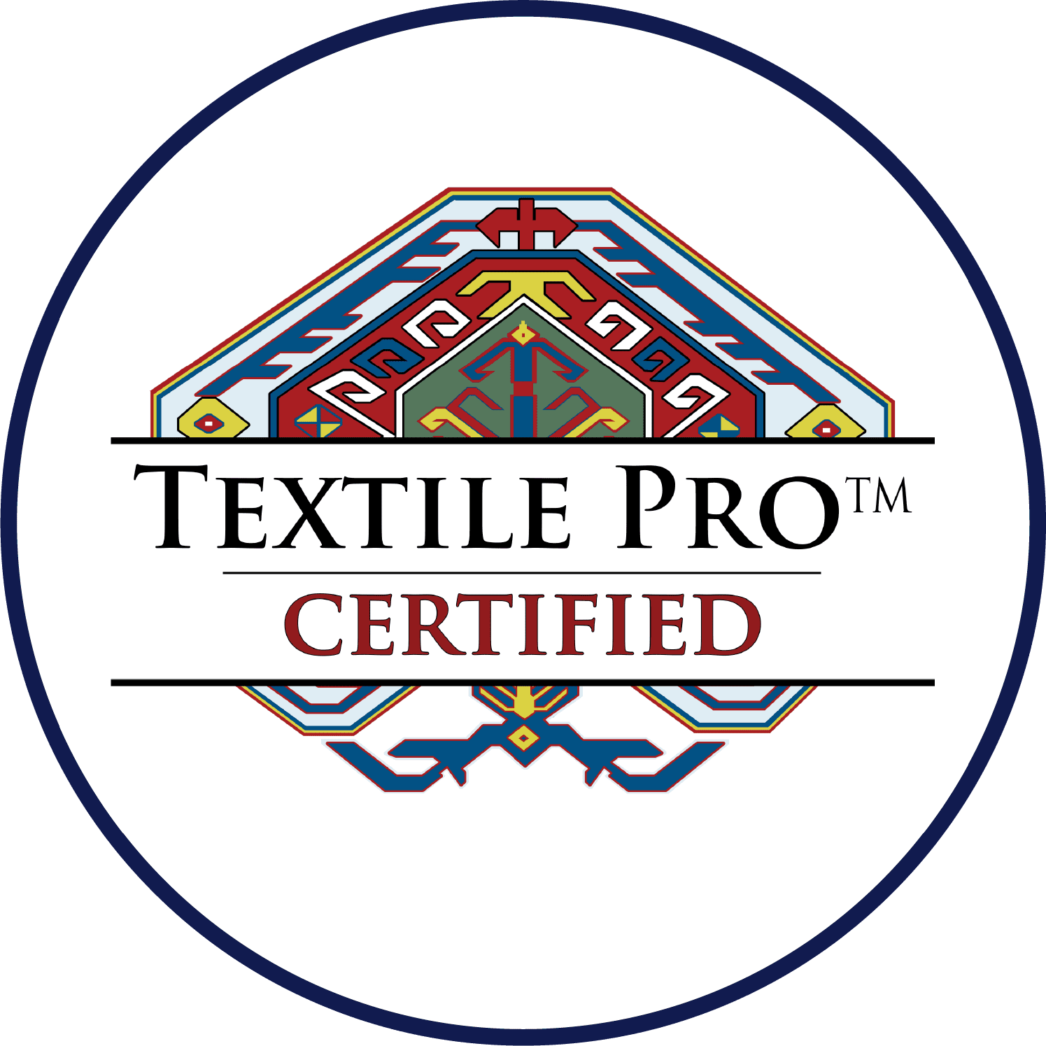 Certified Textile Pro logo